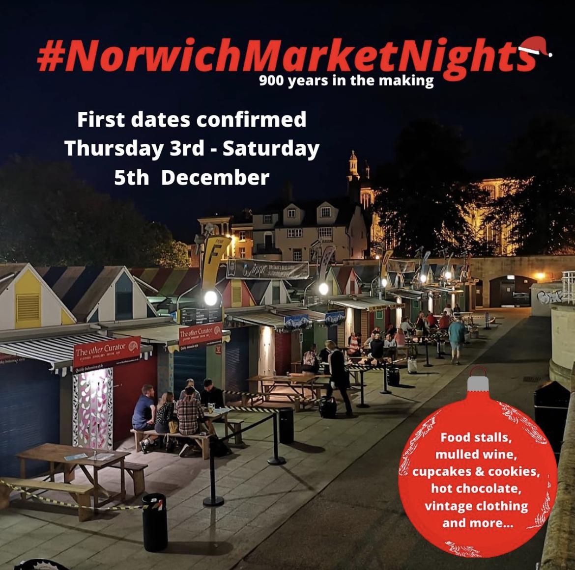 #NorwichMarketNights | NorwichMarket.net