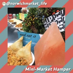 Mini-Market Hamper Competiton: Week Two